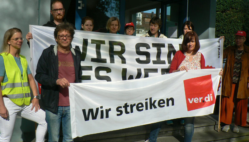seemoz-Warnstreik-Intensivstation